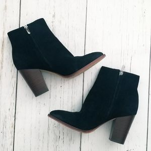 Sam Edelman Leather/ Suede Boots